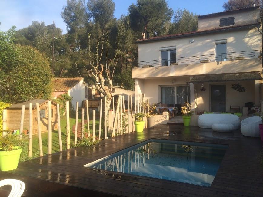 Vente maison marseille 9e arrondissement 13009 sur le for Agencia immobilier